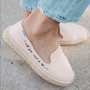 All You Need Pink Soludos Espadrilles